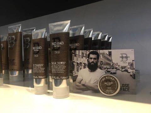 prodotti Tigi taglio barba