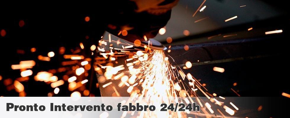 Pronto Intervento fabbro 24/24h