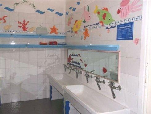 bagno colorato
