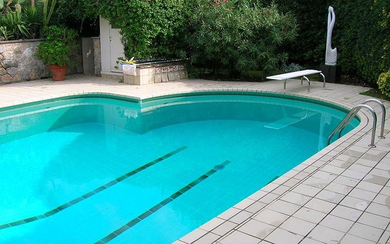 Mattonelle per piscine