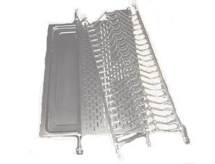 SCOLAPIATTI STAMP INOX 18/10 cm.76