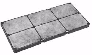 CARTUCCIA CARBONE 270 x 124
