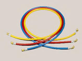 3 TUBI FLESSIBILI Cm.150