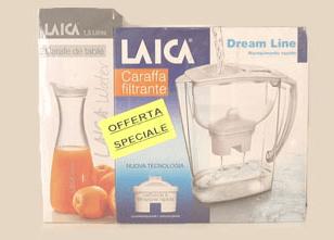 CARAFFA +BOTTIGLIA STREAM LINE LAI