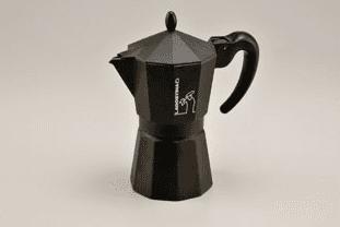 CAFFETTIERA SAMBA 6TZ NERO