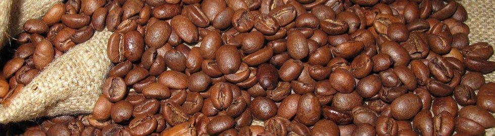 grani di caffè