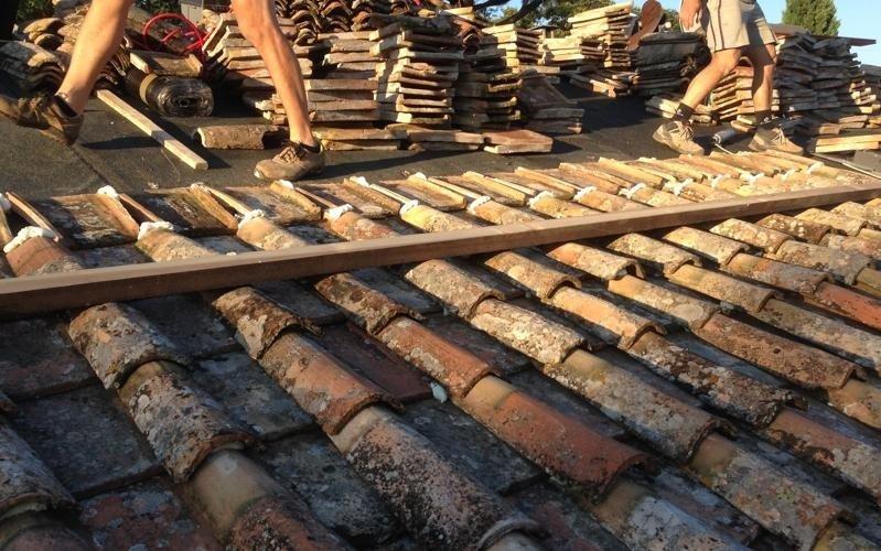 realizzazione tetto