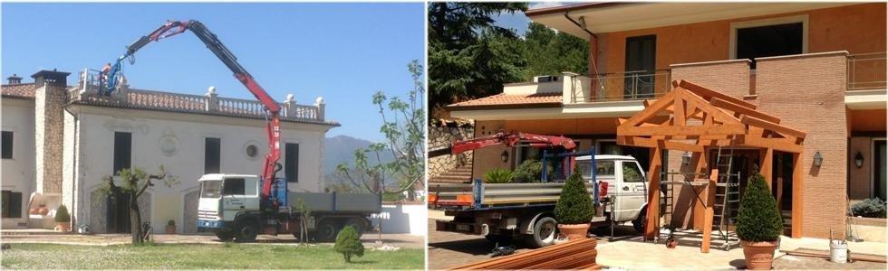 Costruzioni, ristrutturazioni e manutenzione per i privati
