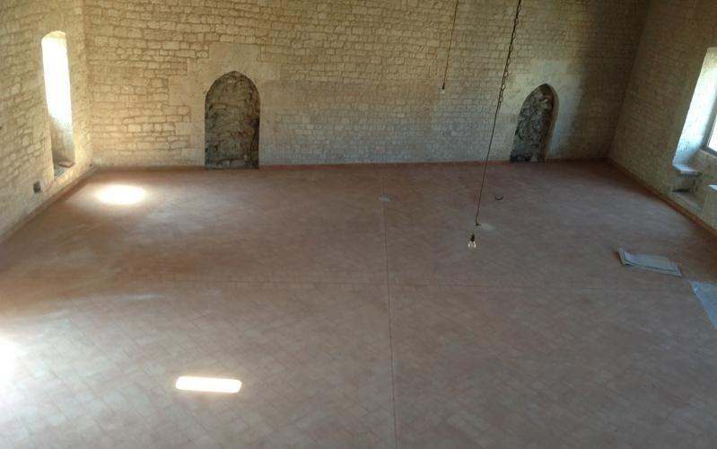 realizzaione pavimentazione edificio