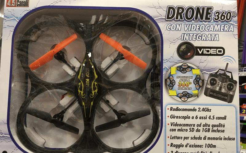drone gioco