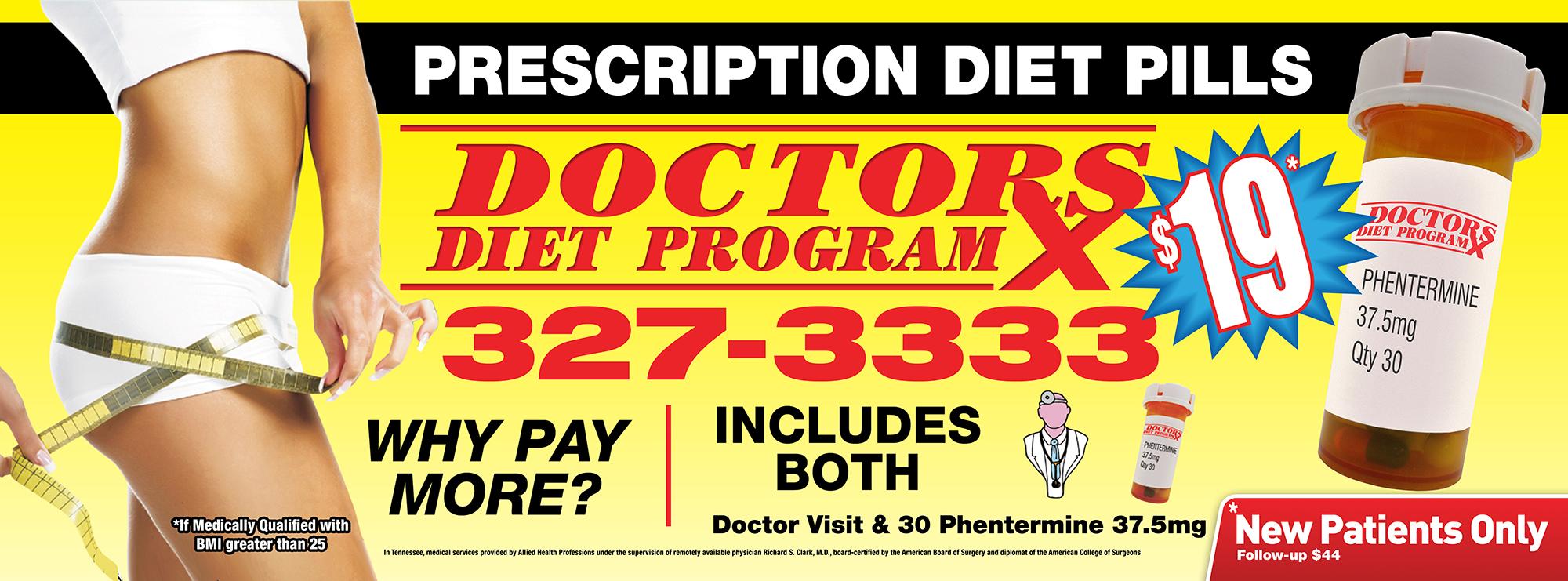 Welcome to the Doctors Diet Program