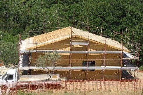 costruzione case legno