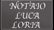 Notaio Luca Loria Lucca
