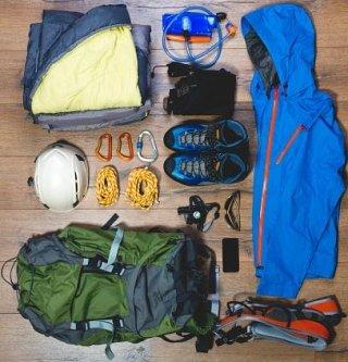 attrezzatura per la montagna