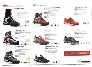 scarpe dolomite