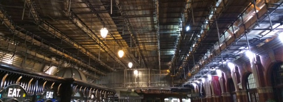 Scaffolding hire in South London - 020 8946 9446