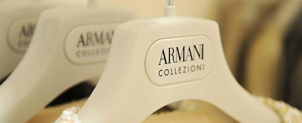 boutique armani