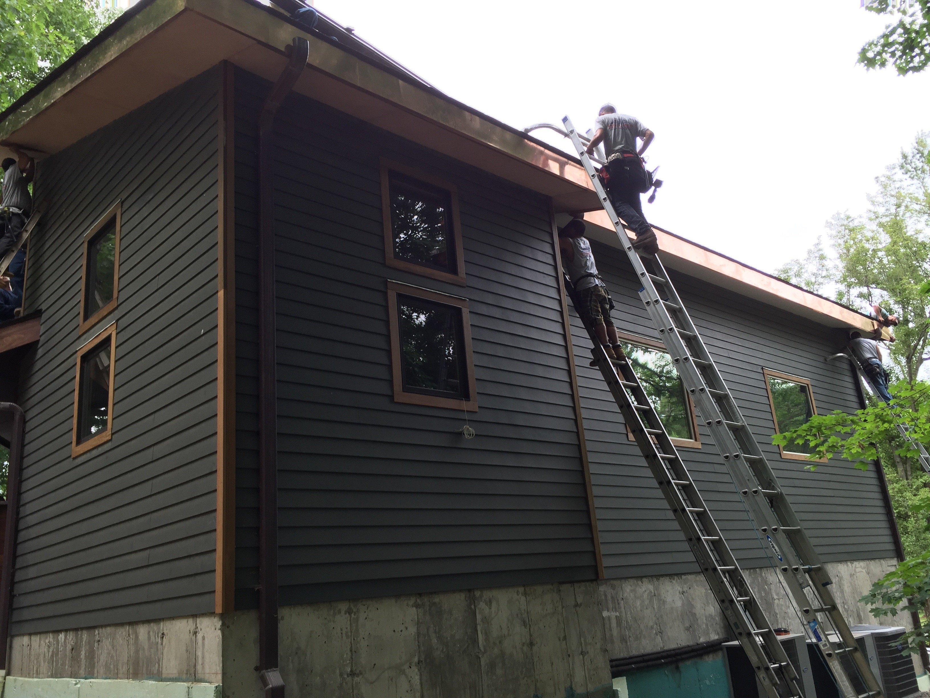 roofing contractors Ridgefield, CT