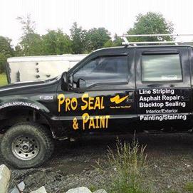 Blacktop Sealcoating Batavia, NY