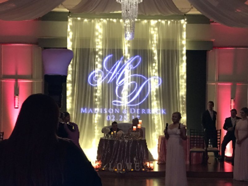 KC Wedding DJ Gobo
