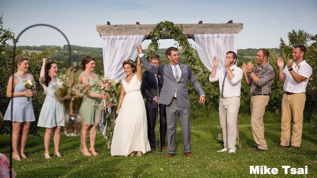 Wedding Timeline Sweaty KC Wedding DJ