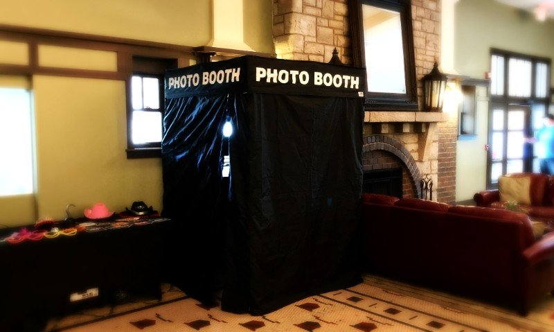 KC Mobile DJ Photo Booth photobooth Elms Hotel and Spa
