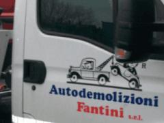 autodemolizioni fantini logo
