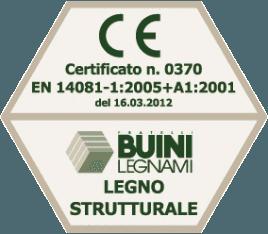 Legno strutturale - Fratelli Buini Legnami - Assisi