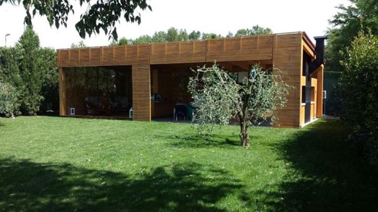 Arredi giardino e urbani - Fratelli Buini Legnami - Assisi