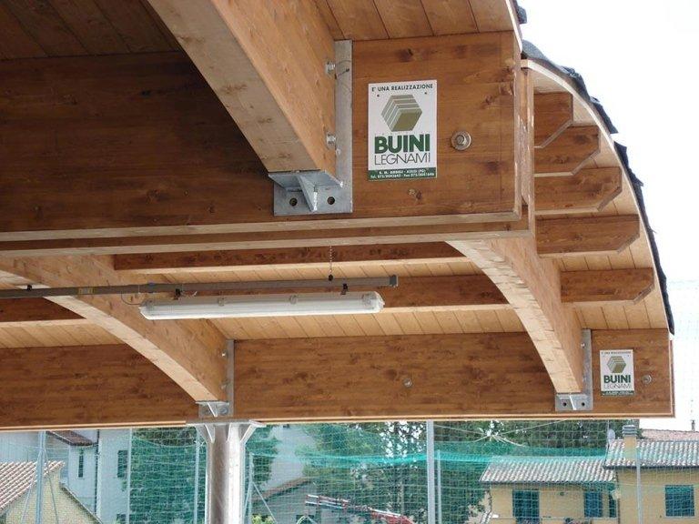 Tetti in legno - Fratelli Buini Legnami - Assisi