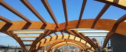 Realizzazione strutture in legno