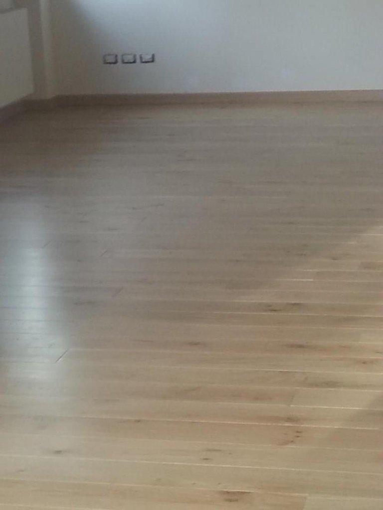 pavimento in rovere massello