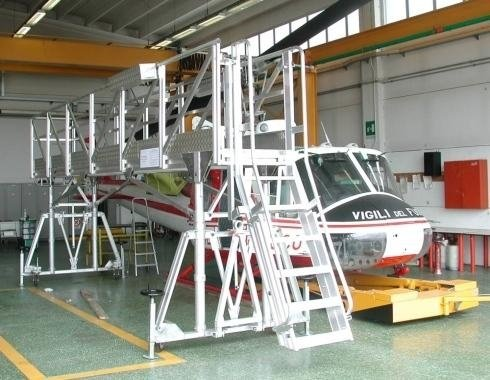 scale per manutenzione aeromobili torino
