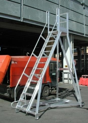 scale uso industriale torino