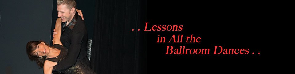 Lessons in All the Ballroom Dances