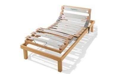 reti letti in legno
