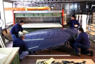 Lavorazioni per il settore nautico