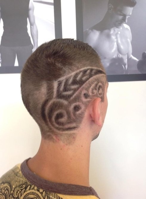 rasatura capelli