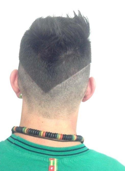 man hairstyle