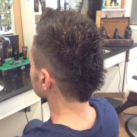 cresta capelli