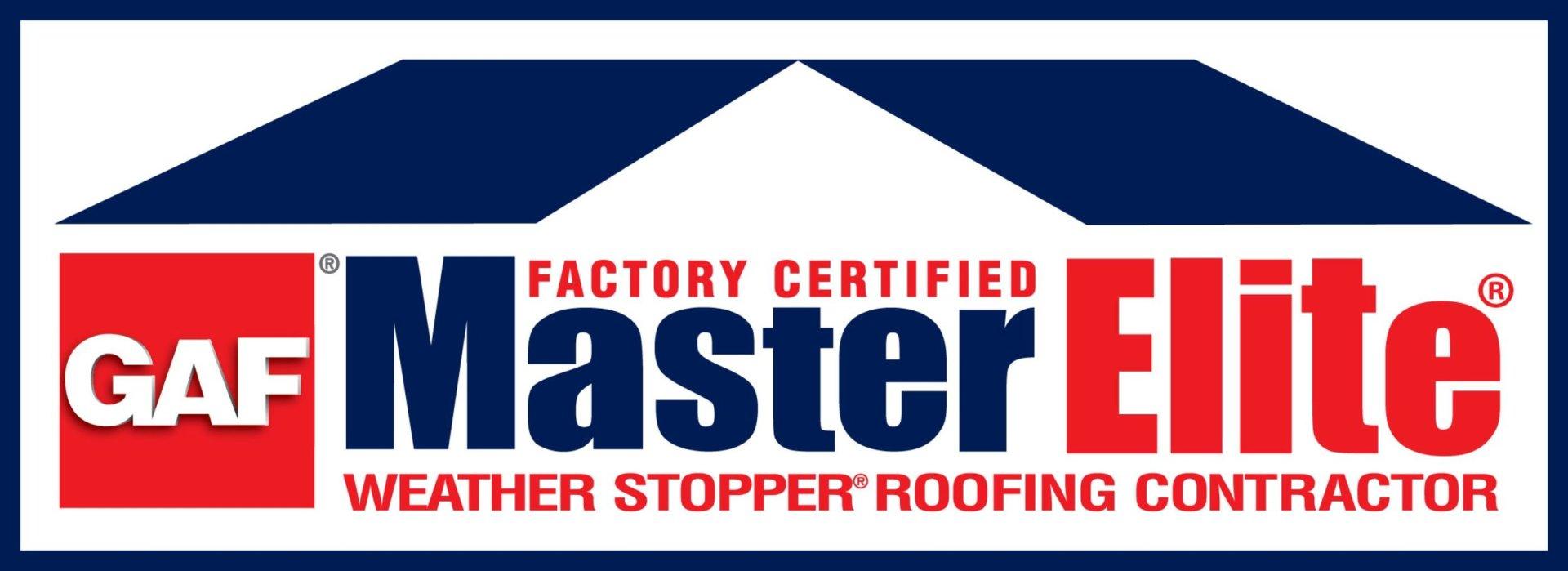 Gaf Master Elite Certification What Does It Mean