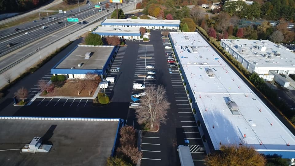 Should You Repair Or Replace A Damaged Commercial Flat Roof