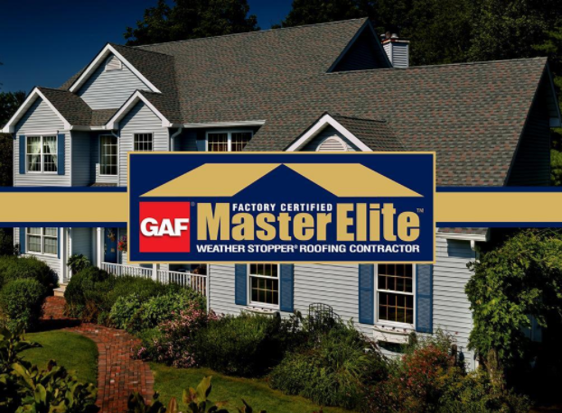 5 Reasons Why Your Next Gaf Roofing Contractor Should Be Master Elite Qualified J M Roofing