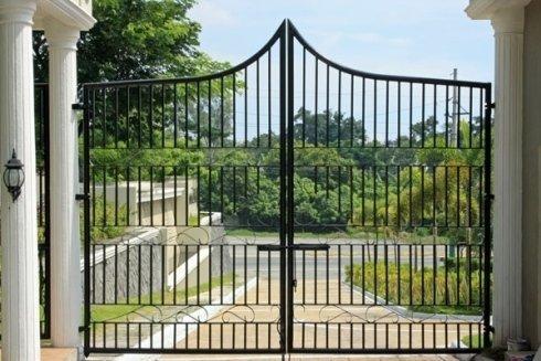 cancello due ante