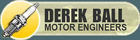 Derek Ball Motor Engineers logo