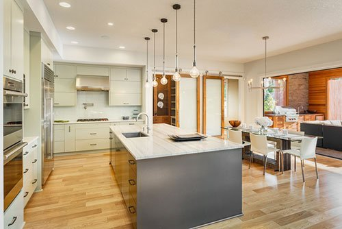 kitchen remodeling Meadville, PA