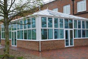 Groundwork contractors - Witney, Oxfordshire - D.H Building Services (Oxford) Ltd - Conservatory