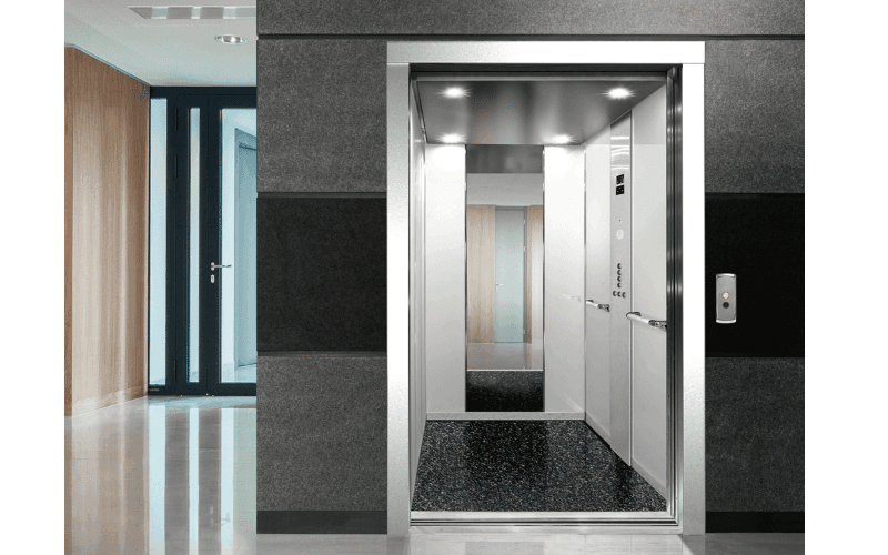 ascensore silenzioso