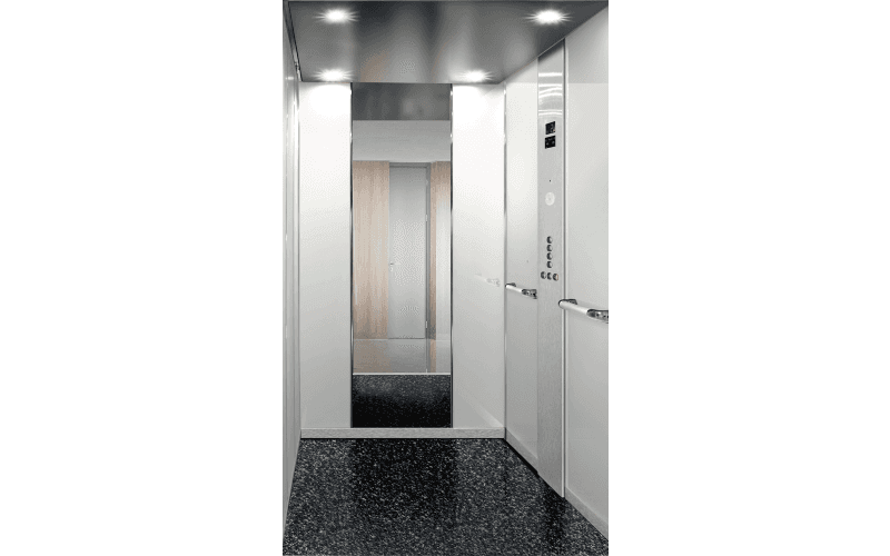 ascensore Marmolada