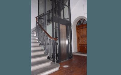 ascensore ristrutturazione